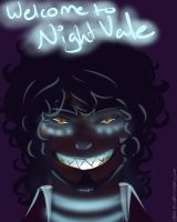 Welcome To Night Vale- Glowing Cecil by Sogequeen2550