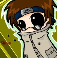 Shino Chibi by cheri-lolle