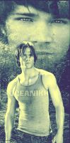 Jared Padalecki Evil Angel by Oceanikh92