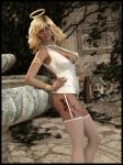 Tami - Angel of Evil by Shary