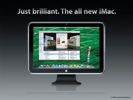 iMac - Late 2007 by lycheeproductions