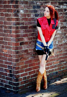 The Nightmare Ahead-RE: DC Claire Redfield Cosplay by Hamm-Sammich