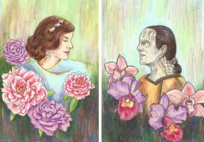 DS9: Formal by redsailor