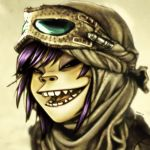 Noodle the Scavenger by EddieHolly