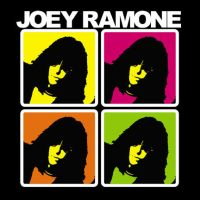 Joey Ramone colored blocks tee by yummytacoburp69