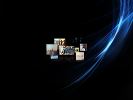 windows media center wall 3 by tonev