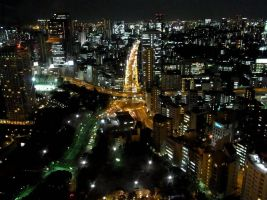 STOCK TOKYO NIGHT VIEW JAPAN NO:010060027 by hirolus