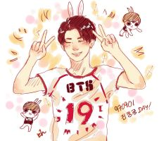 Jungkook Day by zhaleys