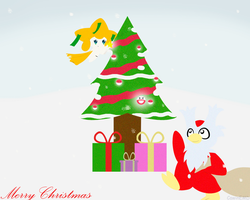 Merry Christmas - 2012 by CawinEMD