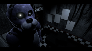 [SFM FNAF] Left Corner by SkyProductions12