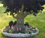 Fairy tree by Gniffies