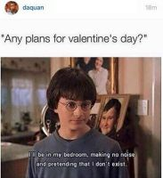 Any plans for V-day? by MarioLuigiBellaBase