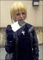 Mello - Mihael Keehl Cosplay by LauraNikoPhantomhive