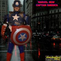 Captain America Cosplay by jronk13