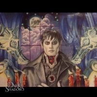 Barnabas Collins by artloveofmylife