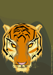 Tiger by Vyoma