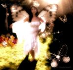 The White Butterfly... by AmethystUnderwood