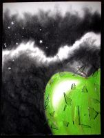 Snow, Glass, Apples by Voodoofish