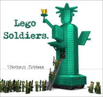 Lego Soldiers by jsgknight