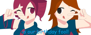 is our birthday fool! by Tenshika1998