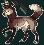 Wolf Adopt - CLOSED by AdoptisFantastic