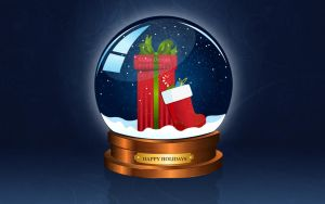 Snow Globe by Alexa-Design