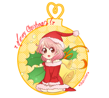 Happy, Merry Christmas ! by ChibiStarProductions