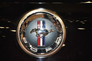 Ford Mustang Emblem by soulstrifer