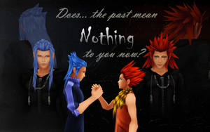 Does... the past mean nothing to you now? by Kingdom-Hearts-Realm
