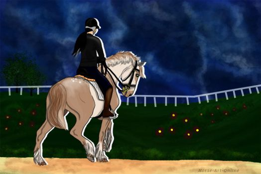 The Last Dance by Horse-Art-Online