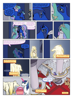 FiM TNtMD - Page 24: Daydreaming by ArofaTamahn