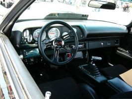 1970 Camaro Z28 customized driver's office by RoadTripDog