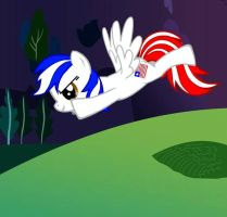 America The Pegasus 2 by AppleInuFreak2000