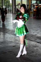 Eternal Sailor Jupiter by MllAyuko