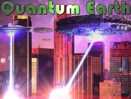 Quantum Earth *UPDATED TRAILER* logo by MegaDISASTER