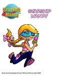 Starship Mandy by Gummibearboy