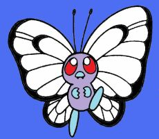 Butterfree by Catherinex13