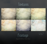 Pack Textures - Frontage by ROSASINMAS