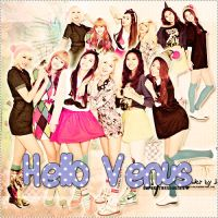 Hello Venus by SuPerStarsDiiSney
