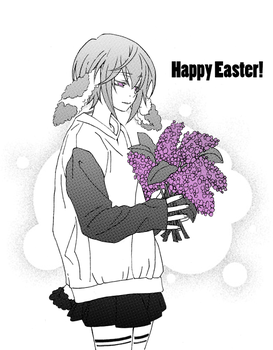 Happy Easter! by Tanashi
