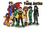 New Young Justice by elfgrove