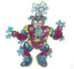 Squirt Man  1994 by mscorley
