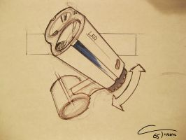 D25 - Bike Light 2 by ComplxDesign