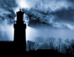 Twin Lights of Navesink (photograph) by AugenStudios