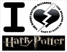 I Love Harry Potter - HPA by MagicalMayhem7