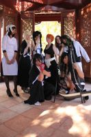 Bleach: Gender Bending by RadClawedRaid