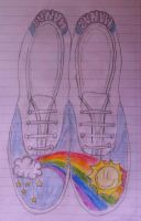 my first custom shoes idea by Mrmr-Hearts-Every1