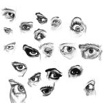 eyes practice by mr-womble