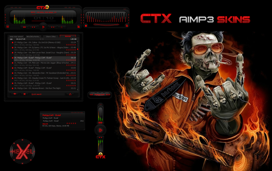 CTX-AIMP3 SKINS by HELL-X by HELL-X-HELL