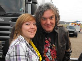 Meeting James May Again. by Geena-x